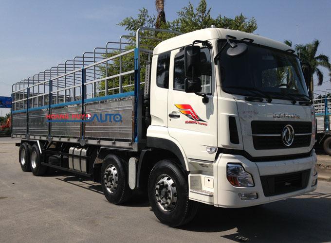 Xe tải thùng 4 chân Dongfeng Hoàng Huy - 1