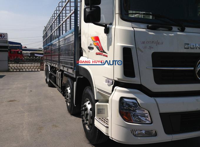 Xe tải thùng 4 chân Dongfeng Hoàng Huy - 3